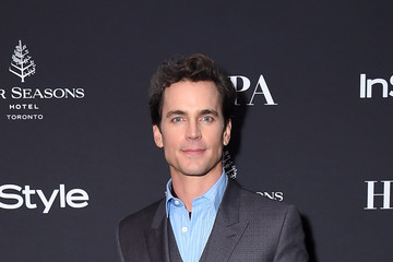 Matt Bomer The Hollywood Foreign Press Association And InStyle Party At 2018 Toronto International Film Festival - Arrivals