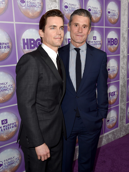 Matt Bomer and Simon H...