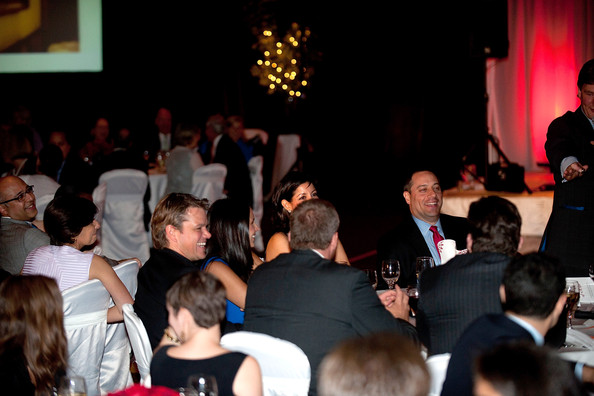 Save The Children's 3rd Annual Celebration Of Hope Honoring Matt Damon [save the childrens 3rd annual celebration of hope honoring matt damon,luciana barroso,event,crowd,fashion,audience,design,fun,ceremony,party,formal wear,dress,save the childrens 3rd annual celebration of hope,old greenwich,connecticut,hyatt regency]