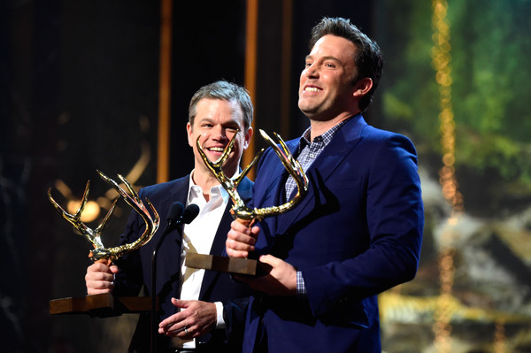 Ben Affleck Shares the Most Adorable Throwback Photo of Matt Damon for National Best Friends Day