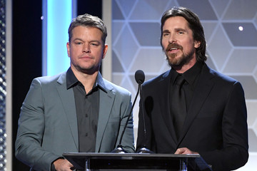 Matt Damon 23rd Annual Hollywood Film Awards - Social Crops