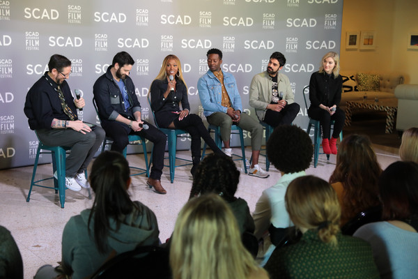 21st SCAD Savannah Film Festival - TV Guide Fan Favorites Panel