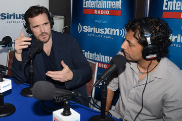 Matt Dillon SiriusXM Broadcasts from Comic-Con