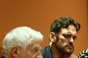 Matt Dillon Matt Dillon Press Conference - 11th Rome Film Festival