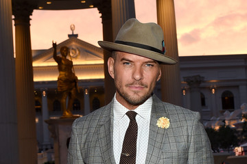 Matt Goss Celebrity Chefs Light Up The Strip At Vegas Uncork'd By Bon Appetit's Grand Tasting At Caesars Palace