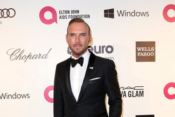 Matt Goss Elton John AIDS Foundation Oscar Viewing Party — Part 6