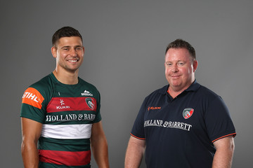 Matt O'Connor Gallagher Premiership Rugby 2018-19 Season Launch
