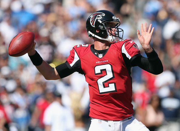 Matt Ryan's Falcons are flying high at 3-0