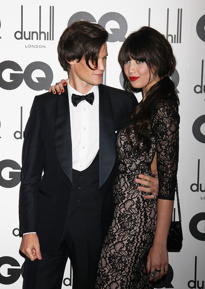 Matt Smith and Daisy Lowe Photos Photos - GQ Men Of The ...