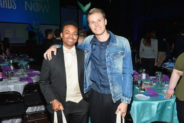 Matt Smith 10th Annual Shorty Awards - Backstage And Green Room