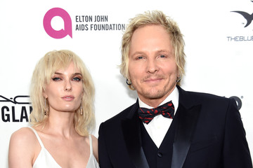 Matt Sorum 24th Annual Elton John AIDS Foundation's Oscar Viewing Party - Red Carpet