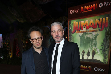 Matt Tolmach Premiere of Columbia Pictures' 'Jumanji: Welcome to the Jungle' - Red Carpet