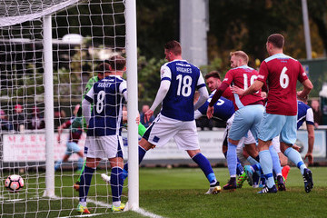 Matt Wright Taunton Town v Barrow AFC - The Emirates FA Cup First Round