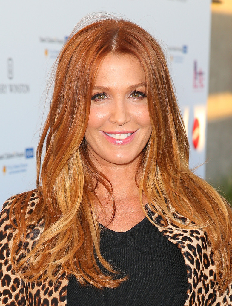 Poppy Montgomery Photos - Mattel Children's Hospital UCLA Kaleidoscope Ball - Red Carpet - 43 of ...