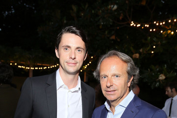 Matthew Goode GQ Jim Nelson 10th Anniversary Party
