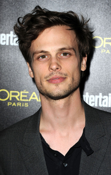 Matthew Gray Gubler Actor Matthew Gray Gubler arrives at Entertainment Weekly's celebration honoring the 17th Annual Screen Actors Guild Awards nominees hosted by Jess Cagle and presented by L'Oreal Paris at Chateau Marmont on January 29, 2011 in Los Angeles, California.