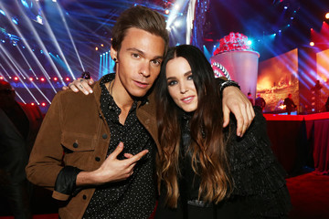 Matthew Koma Inside the MTV Movie Awards
