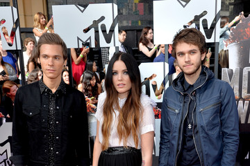 Matthew Koma Arrivals at the MTV Movie Awards — Part 2