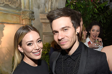 Matthew Koma Entertainment Weekly Celebrates Screen Actors Guild Award Nominees at Chateau Marmont Sponsored by Maybelline New York - Inside
