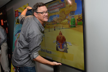 Matthew Lillard Nintendo At The TV Insider Lounge At Comic-Con International 2017