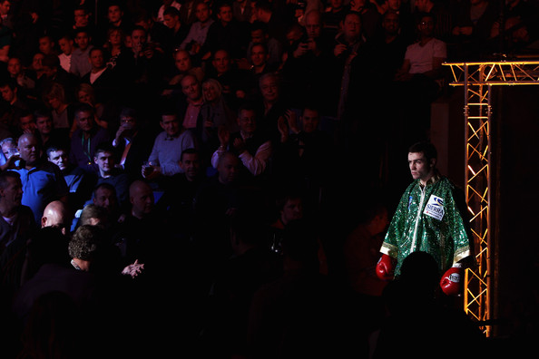 Boxing at Echo Arena - Frank Warren's 30 Years anniversary show