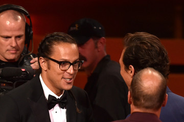 Matthew McConaughey 66th Annual Primetime Emmy Awards Show