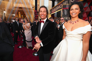 Matthew McConaughey 90th Annual Academy Awards - Red Carpet