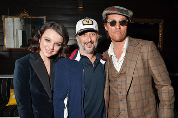 Matthew McConaughey Harmony Korine Los Angeles Premiere Of Neon And Vice Studio's 'The Beach Bum' - After Party