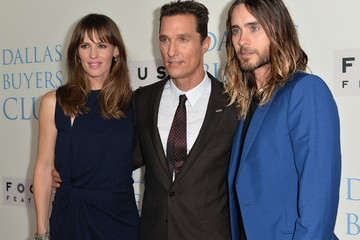 Matthew McConaughey Jared Leto 'Dallas Buyers Club' Premieres in Beverly Hills — Part 2