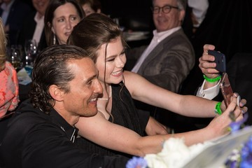 Matthew McConaughey The 5th annual Mack, Jack & McConaughey Gala at ACL Live in Austin
