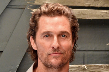Matthew McConaughey 'The Dark Tower' Photocall
