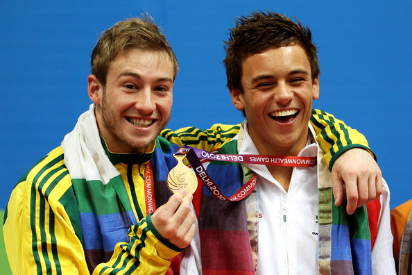 Matthew Mitcham - 19th Commonwealth Games - Day 10: Diving