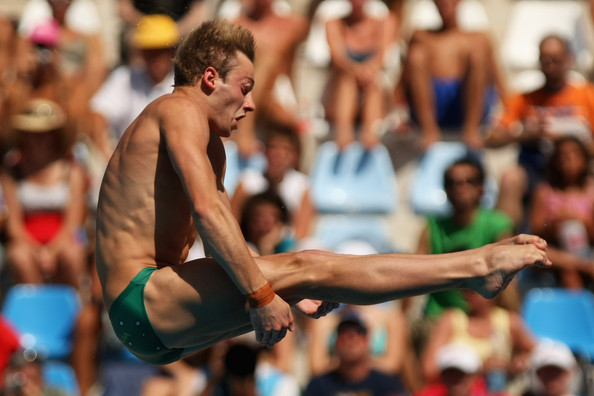 Matthew Mitcham - Diving Day Seven - 13th FINA World Championships