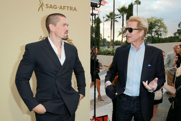 Matthew Modine The Hollywood Reporter And SAG-AFTRA Inaugural Emmy Nominees Night Presented By American Airlines, Breguet, And Dacor - Red Carpet