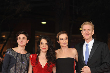 Matthew Modine Tanya Seghatchian Festival Opening And 'Waiting For The Sea' Premiere - The 7th Rome Film Festival