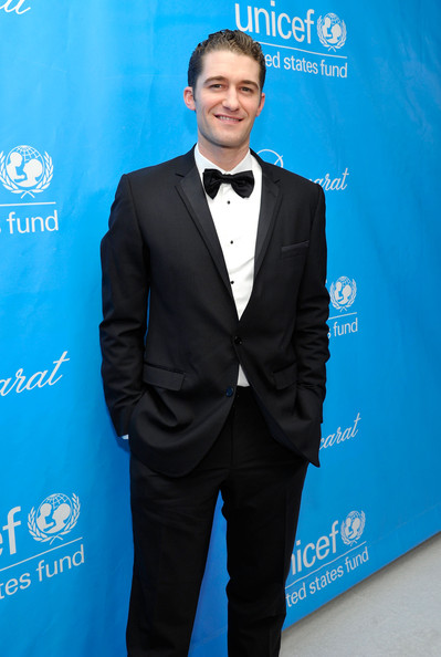 Matthew Morrison Actor Matthew Morrison attends the 2011 UNICEF Ball presented by Baccarat held at the Beverly Wilshire Hotel on December 8, 2011 in Los Angeles, California.