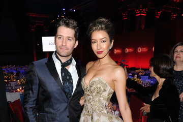 Matthew Morrison Elton John AIDS Foundation's 15th Annual An Enduring Vison Benefit at Cipriani Wall Street