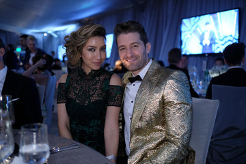 Matthew Morrison 25th Annual Elton John AIDS Foundation's Oscar Viewing Party - Inside
