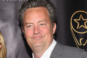 Matthew Perry 32nd Annual Lucille Lortel Awards - Arrivals