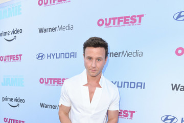 """Matthew Postlethwaite Outfest Los Angeles LGBTQ Film Festival's Opening Night Gala Presents """"Everybody's Talking About Jamie"""" At Cinespia's Hollywood Forever - Filmmakers"""