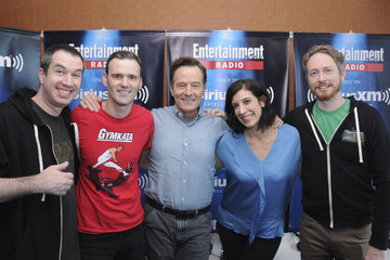 Matthew Senreich SiriusXM's Entertainment Weekly Radio Channel Broadcasts From Comic-Con 2015