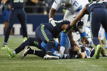 Matthew Stafford Wild Card Round - Detroit Lions v Seattle Seahawks