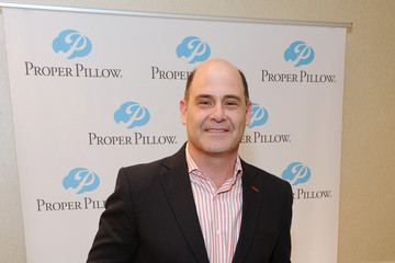 Matthew Weiner HBO Luxury Lounge: Day 1