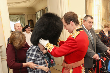 Matthew Wright The Duchess Of Cornwall Invites Children To Decorate The Clarence House Christmas Tree