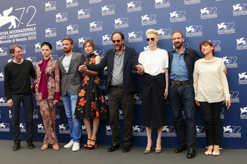 Matthias Schoenaerts 'A Bigger Splash' Photocall - 72nd Venice Film Festival