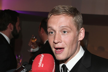 Matthias Schweighoefer Winners Board at the German Film Awards