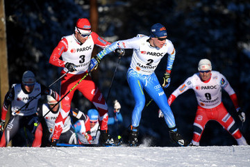 Matti Heikkinen Men's and Women's Cross Country Skiathlon - FIS Nordic World Ski Championships