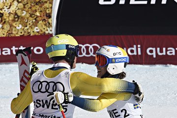 Mattias Hargin FIS World Ski Championships - Alpine Team Event