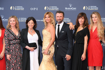 Maud Baecker Opening Ceremony - 58th Monte Carlo TV Festival