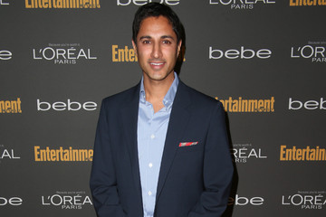 maulik pancholy husband